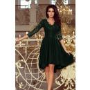 Großhandel Kleider: 210-3 NICOLLE - Kleid mit längerem Rücken