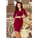 Großhandel Kleider: 237-2 KELLY Elegantes Kleid mit Ausschnitt - ...