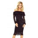 Großhandel Kleider: MM 021-1 Spitzenkleid - Spanier