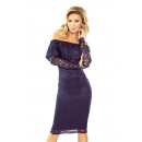 wholesale Dresses: MM 021-2 Lace dress - Spanish with long r