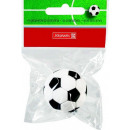Eraser football ball 3,5cm, Brunnen