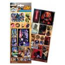 mayorista Artículos con licencia: Star Wars  pegatinas, múltiple, 11x26 cm