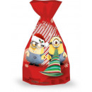 di Babbo Natale Bag XL 37,5x20 cm Minions, petits