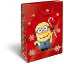 Boże Narodzenie prezent torby 32x24x10cm GSL Minio