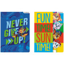 Paw Patrol elasticated folder / 4, several