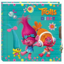 Trolls log key 135x135mm