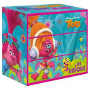 wholesale Licensed Products: Trolls gift box, chest 140x90x120mm