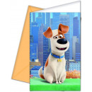 wholesale Other: The Secret Life of  Pets invitation envelope 6 / c