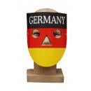 """Zestaw 10 masek """"Fan Mask"""" Mask Soccer Face Countr"""