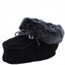 wholesale Shoe Accessories: Baby Toddlers suede slipper sheep lambskin