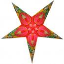 Gwiazdka bożonarodzeniowa Gwiazda papierowa 60 cm