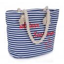 XS Shopper kleiner Seestern Tasche Maritim Strei