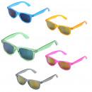 Aktionssortiment: 12 Kinder Sonnenbrillen Kids St