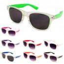 nagyker Napszemüveg: Promóciós sorozat: 12 átlátszó színű napszemüveg