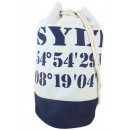 Großhandel Handtaschen: XL Seesack Sylt Marinesack Bag Maritim