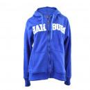 wholesale Coats & Jackets: Sweat Jacket Hamburg Ladies Solid Color Jacket B