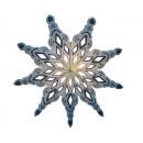 Christmas star 80cm paper star Decoración navideña