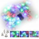 wholesale Light Garlands: Fairy lights 50 lamps LED 5 meter forms changer