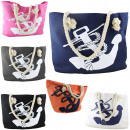 Special offer: 12 XL beach bags Anchor
