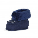 Baby Toddlers Suede Slipper Breathable L