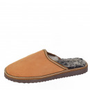 wholesale Shoe Accessories: Men's Slipper Shoes Sheep Lambskin EVA sole Ec