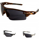 Action assortment: 12 sunglasses Biker summer Ka