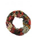 Großhandel Tücher & Schals: Schal Loop Patchwork Rundschal Sommer