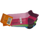 3 Pair Sport Socks Sneaker Kids Colorful Stockings