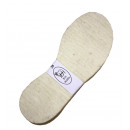 wholesale Shoe Accessories: Insole natural 4mm wool felt shoes