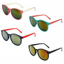 wholesale Mirrors: Action assortment: 12 sunglasses Mirrored Tre