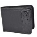wholesale Wallets: Wallet Men's Wallet Brown Black Art