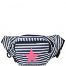 wholesale Travel Accessories: Fanny Pack Star Belt Pouch Leisure Stripes