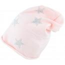 Großhandel Kopfbedeckung: Fleece Beanie Mini Stars Fleece Stern ...