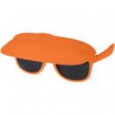 ingrosso Ingrosso Abbigliamento & Accessori: Occhiali da sole Miami sunvisor arancione