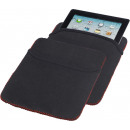 wholesale Notebooks & Tablets: Reversible Tablet sleeve Zigzag black red