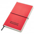 wholesale Notebooks & Tablets:Lincoln Notebook A5: Red