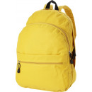 Backpack Trend 4-compartment backpack yellow