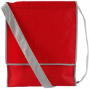 wholesale DVDs, Blue-rays & CDs: Shoulder bag non-woven red