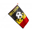 groothandel Stationery & Gifts: Vlag voor Fans Belgie 150 x 90 cm
