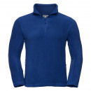 groothandel Outdoor & Camping: Outdoor Fleece met 1/4 rits. Royal blue S