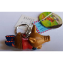 Pig key ring