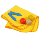 wholesale Outdoor Toys: Cloth tape measure  and small balls for bowling b