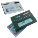 wholesale Business Equipment: Calculator e-quip  Kalku Card silver colored