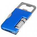 wholesale Garden & DIY store: Pocket knife Pinto with 3 functions blue