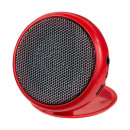 Speaker Pollux foldable red