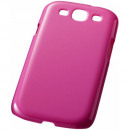 Galaxy SIII case - rose