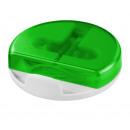groothandel Consumer electronics: Koptelefoon Storm earbuds en standaard groen wit