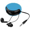 grossiste Electronique de divertissement: Casque bleu Windi balle noir