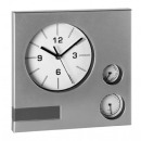 grossiste Horloges & Reveils:Horloge murale argent