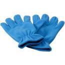 Großhandel Handschuhe: Buffalo  Fleece-Handschuhe Himmel blau